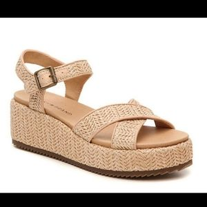 Lucky Brand Wagoo Wedge Sandal